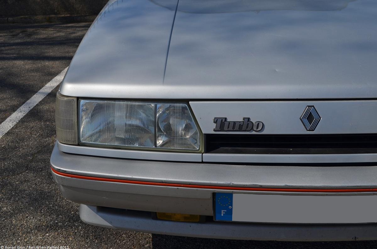 2013 velaux mot auto retro renault 11 turbo ran when parked for Garage renault velaux