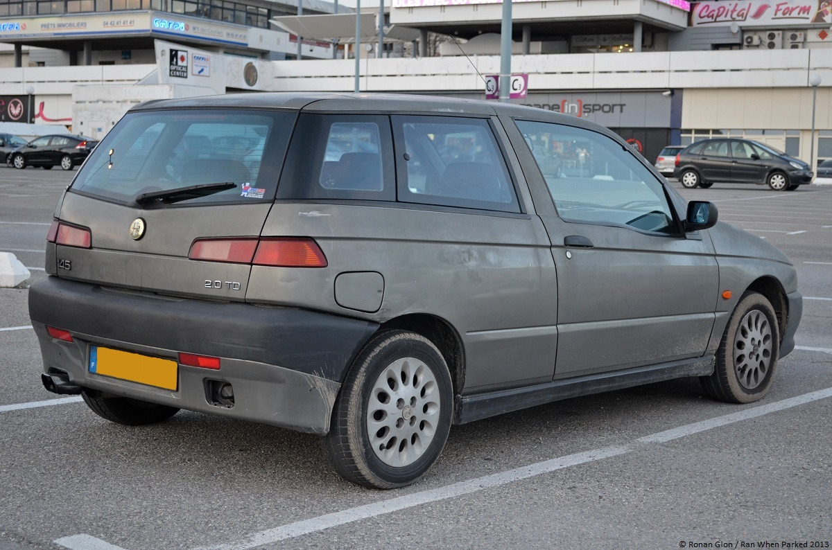 Is The Alfa Romeo 145 146 A Future Classic