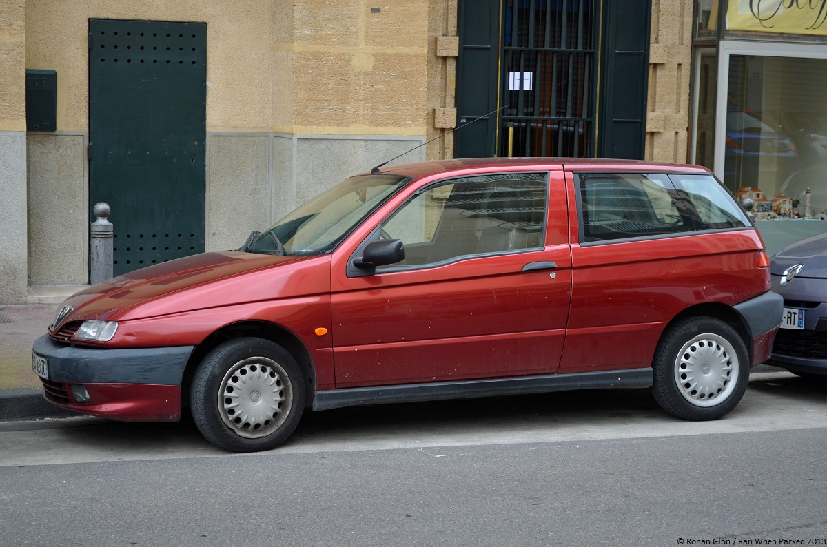 alfa romeo 145 13 ran when parked. Black Bedroom Furniture Sets. Home Design Ideas