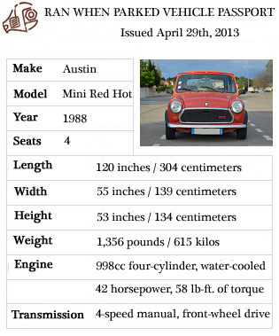 austin-mini-red-hot-vehicle-passport