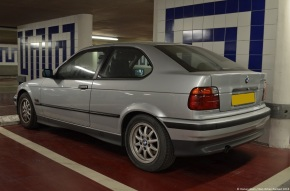 BMW 3-Series Compact (E36), future classic or not?