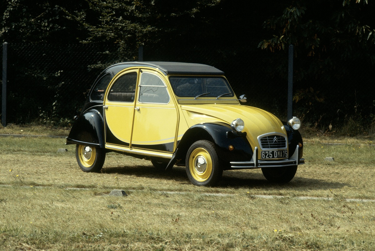 citroen 2cv charleston 12 ran when parked. Black Bedroom Furniture Sets. Home Design Ideas