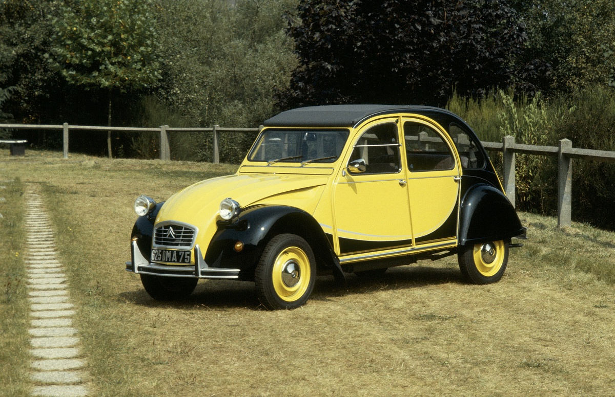 citroen 2cv charleston 13 ran when parked. Black Bedroom Furniture Sets. Home Design Ideas