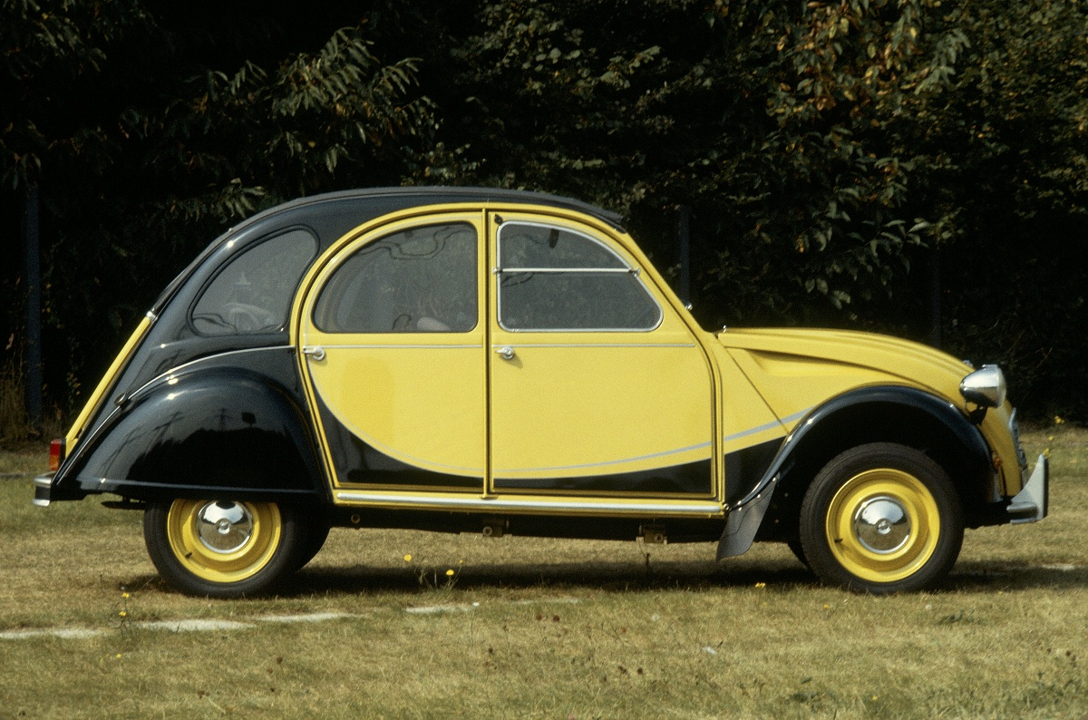 citroen 2cv charleston 14 ran when parked. Black Bedroom Furniture Sets. Home Design Ideas