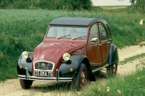 A look at the Citroën 2CVCharleston