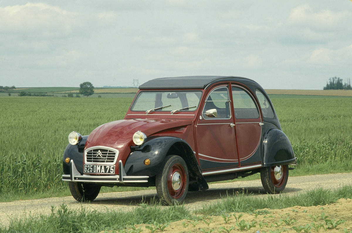 a look at the citro u00ebn 2cv charleston
