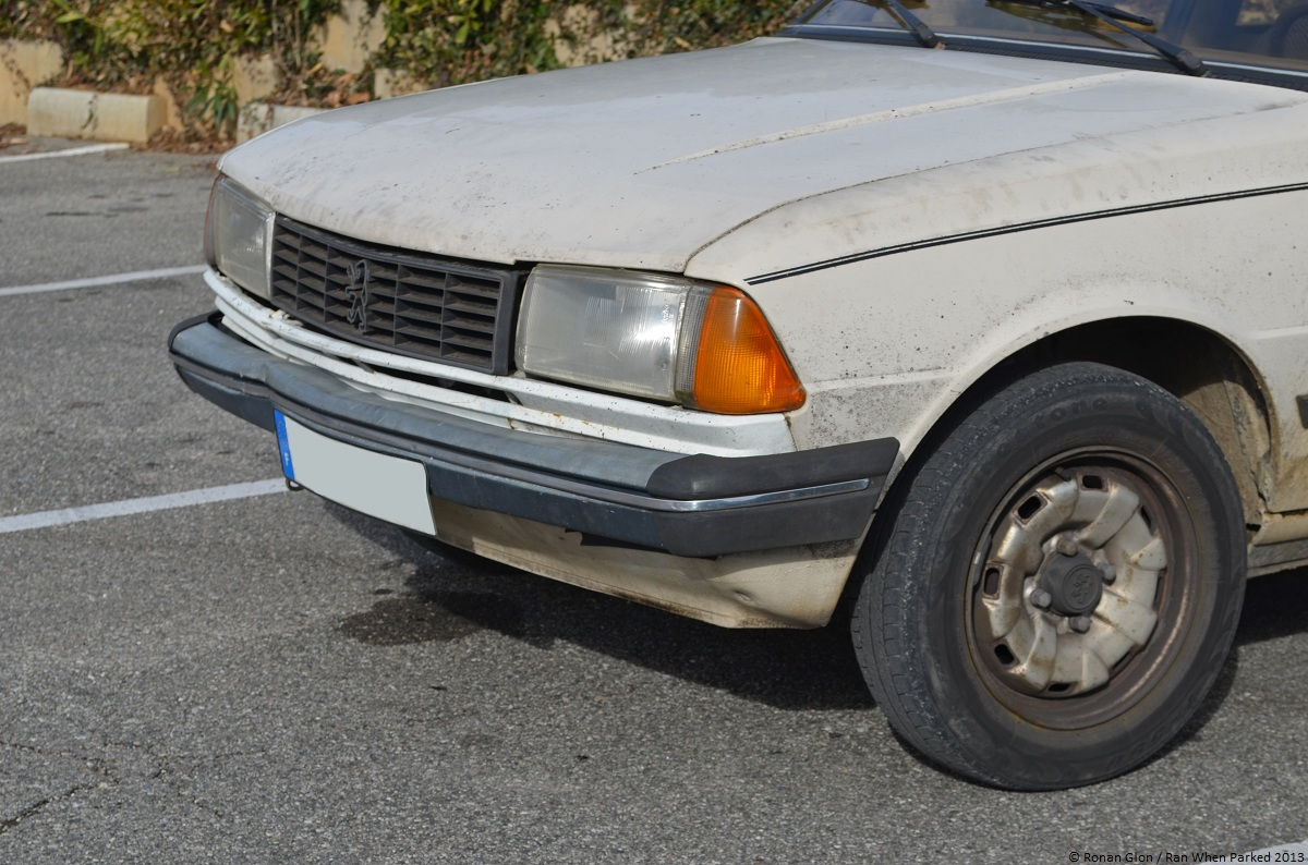 Is The Peugeot 305 A Future Classic Ran When Parked