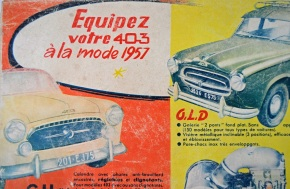 A look at vintage aftermarket accessories