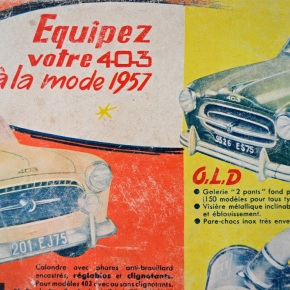 A look at vintage aftermarketaccessories