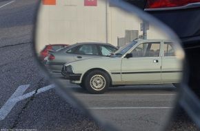 As clean as they come: Peugeot 505