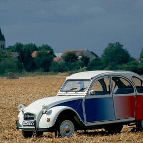 Sunday classic: Citroën 2CVCocorico