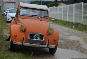 Driven daily: Citroën 2CV4