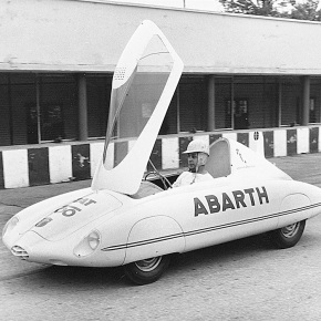 Caption contest: Fiat Abarth 500 Record