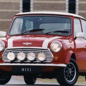 Sunday classic: Rover Mini Cooper MonteCarlo