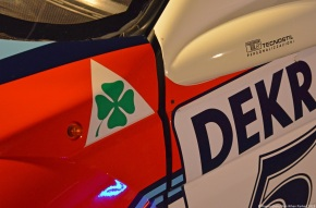 The story behind Alfa Romeo's quadrifoglioemblem