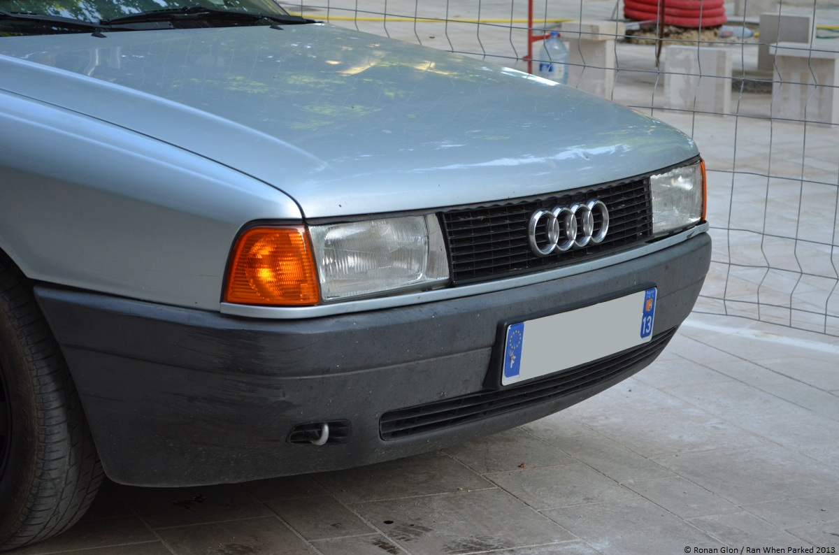 Is The Audi 80 B3 A Future Classic Ran When Parked