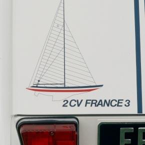Sunday classic: Citroën 2CV France3