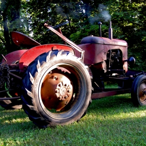 Work Horse: 1948 Massey-Harris Pony