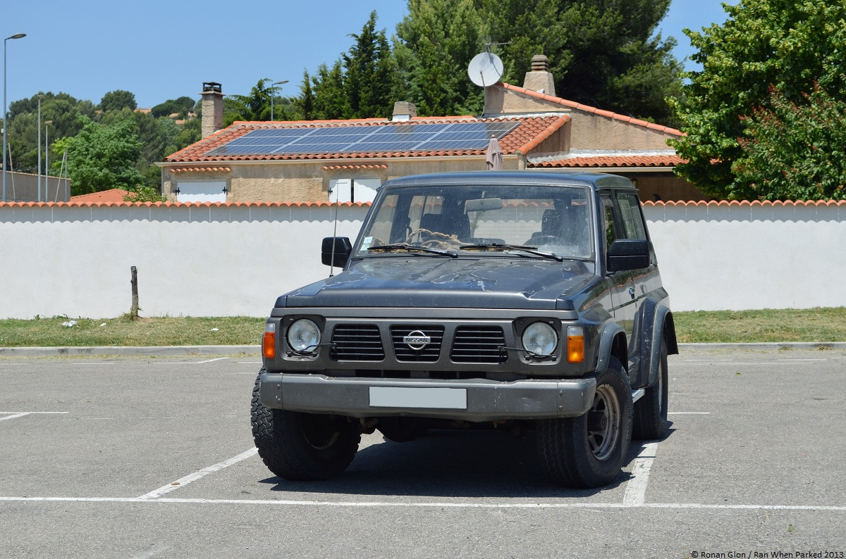 is the nissan patrol (y60) a future classic? | ran when parked