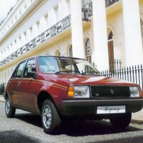 Sunday classic: Renault 14Regency