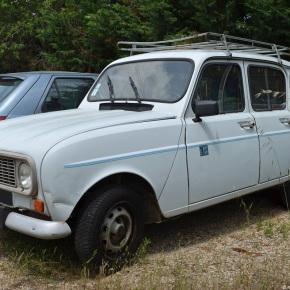Sunday classic: Renault 4 CarteJeunes