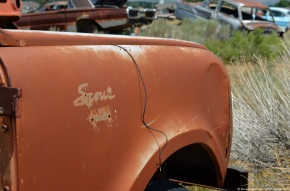 Rust in peace: International Harvester Scout 800
