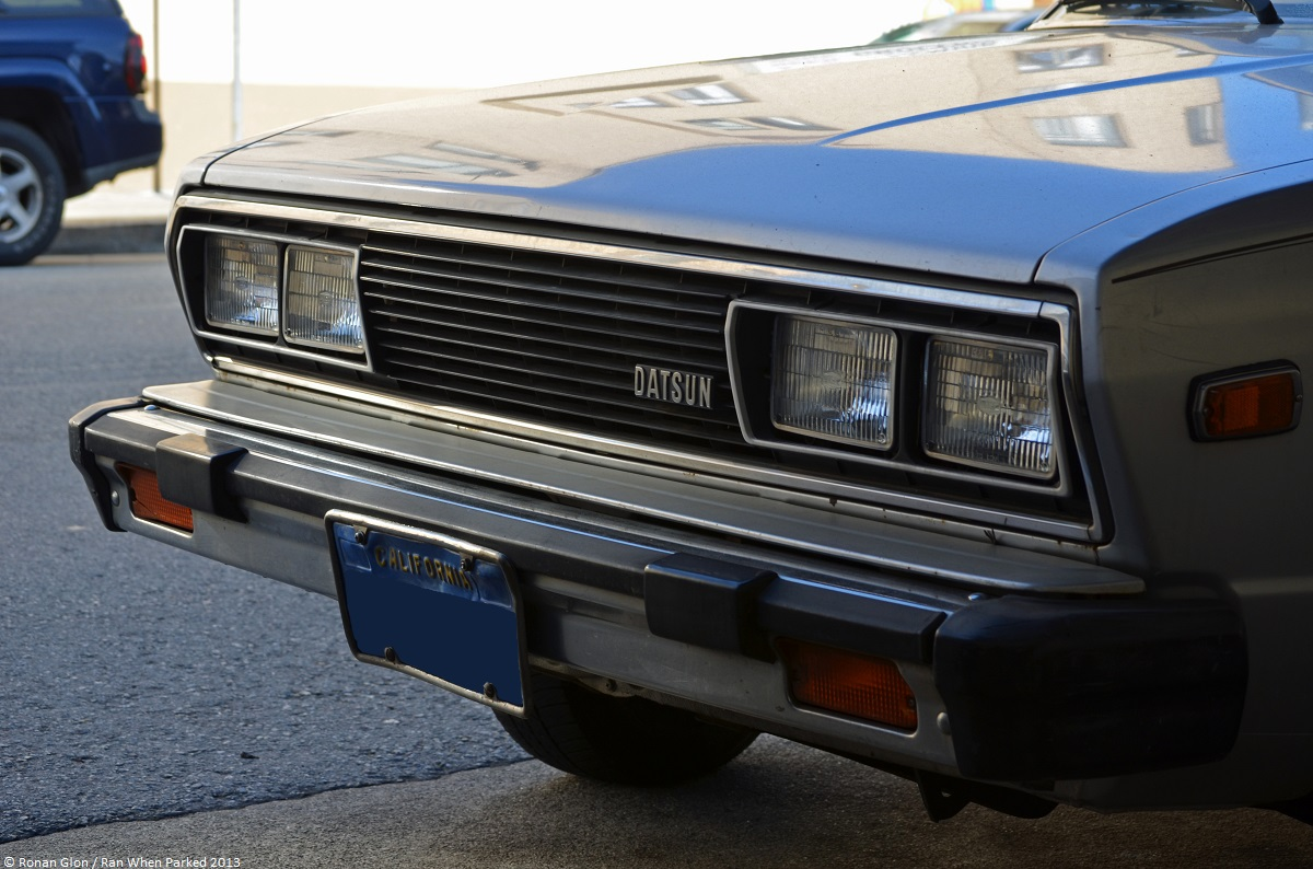 Is The Datsun 510 Hatchback A Future Classic Ran When