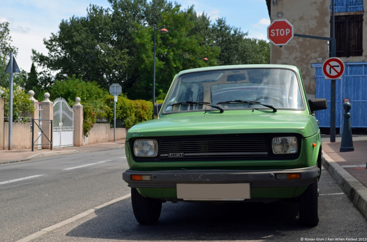 Fiat fiat 127 : Driven daily: Fiat 127 | Ran When Parked