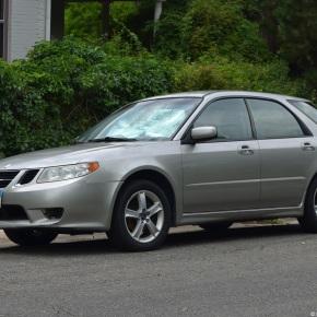 A quick look at the Saab9-2x