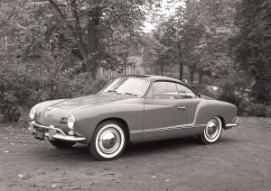 Kharmann Ghia Coup  (1959)