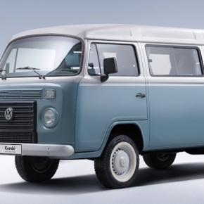 Volkswagen ends Kombi production with Last Edition