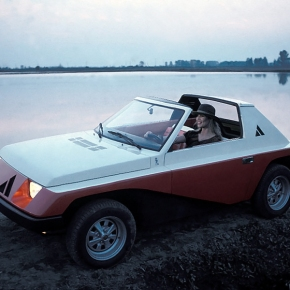 A quick look at the Autobianchi A112 Giovaniconcept