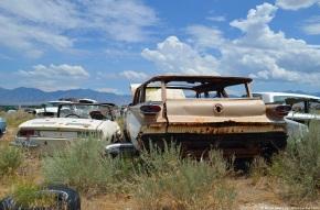 Rust in peace: Fiat 850Spider