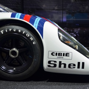 Live from the Frankfurt Motor Show: Porsche 917k