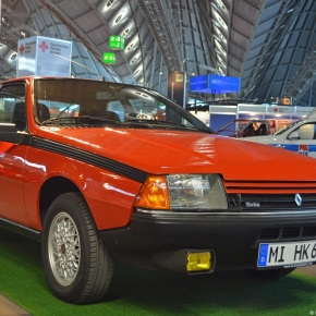 Live from the Frankfurt Motor Show: Renault Fuego Turbo