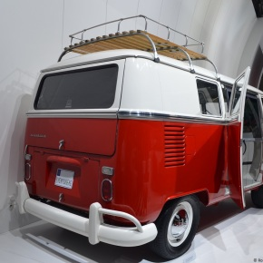 Live from the Frankfurt Motor Show: Volkswagen Bus