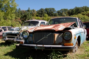 Rust in peace: Ottati's Used Cars