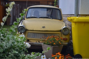 Rust in peace: Trabant 601