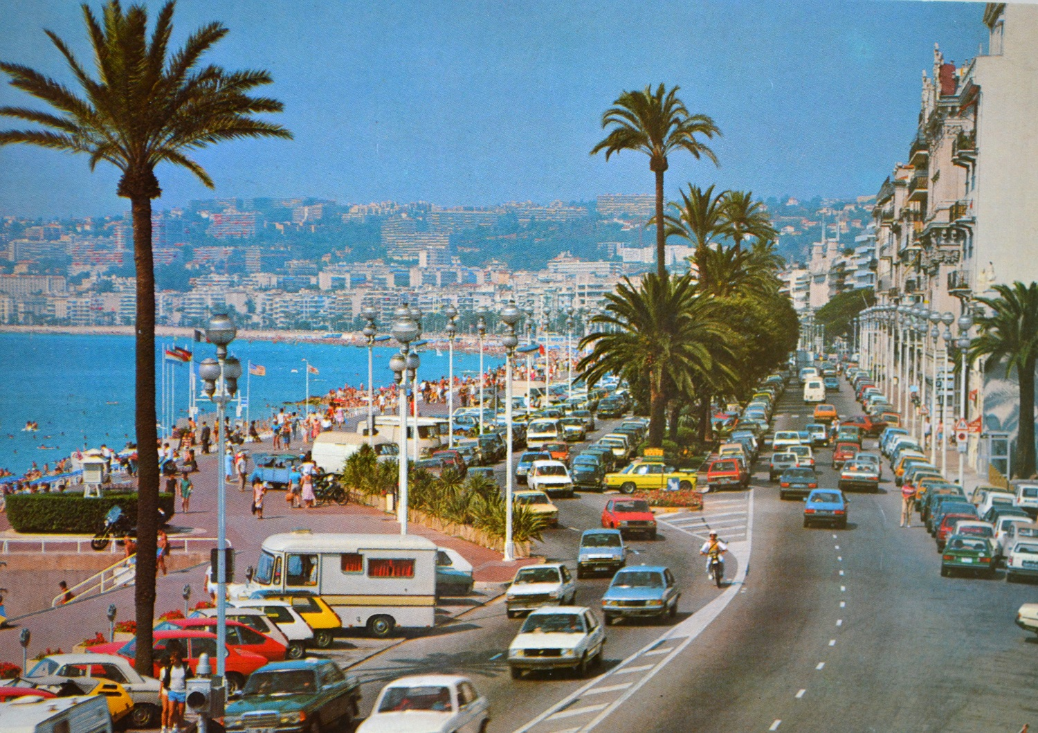 Rewind To Nice France In 1981 Ran When Parked