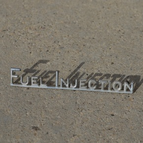 Test your emblem IQ, fuel injection edition