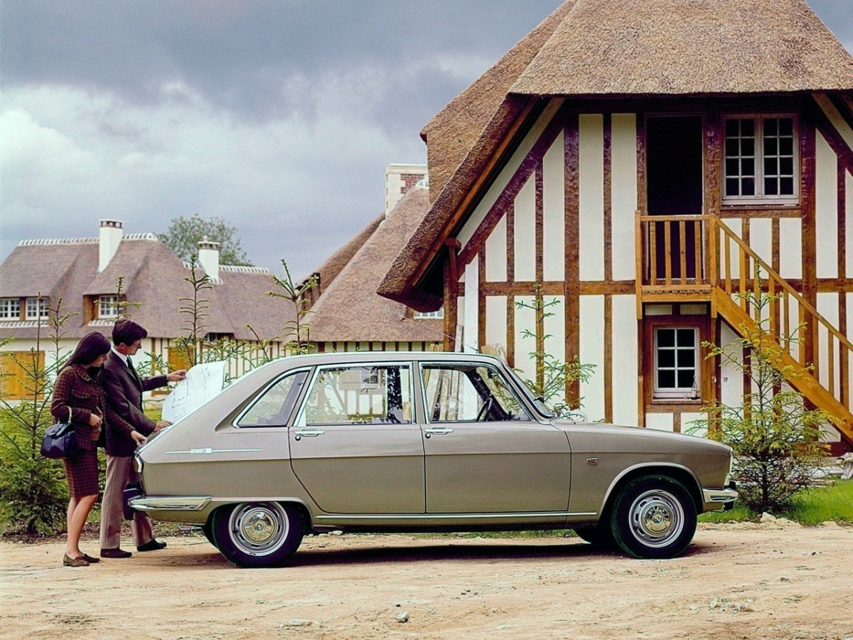 caption contest renault 16 ran when parked. Black Bedroom Furniture Sets. Home Design Ideas