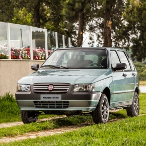 Fiat ends Brazilian Uno production with Grazie Mille edition