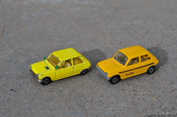 rwp-model-car