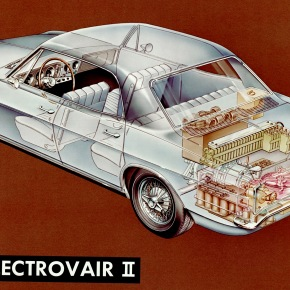 A look at the 1966 Chevrolet Electrovair II concept [Video]