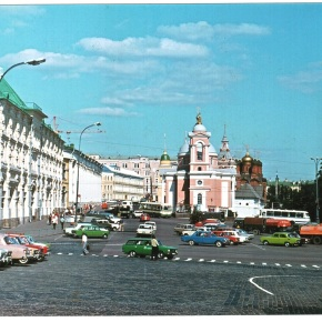 Rewind to Moscow, Russia, in1980