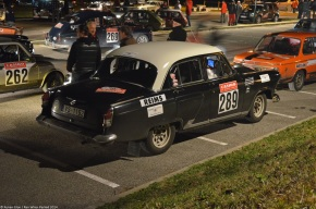 The 2014 Monte-Carlo Historique rally