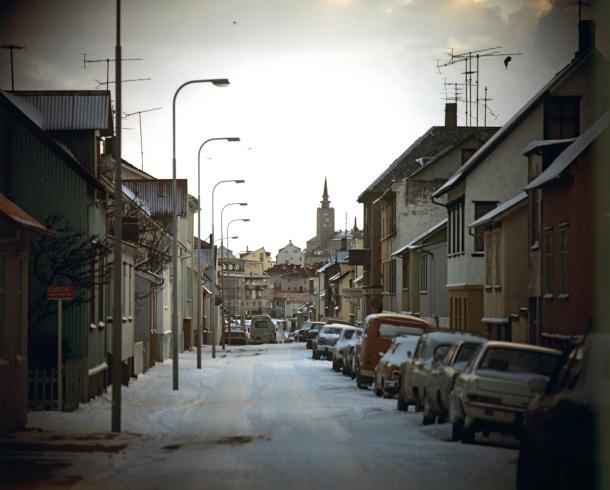 Januar 1974 Njálsgata