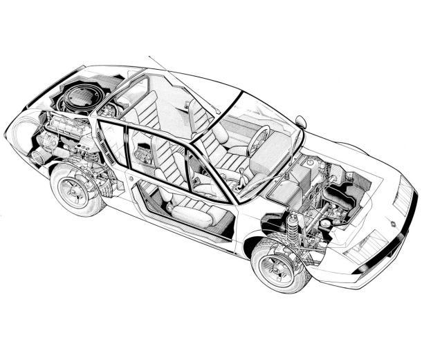 alpine-a310-cutaway