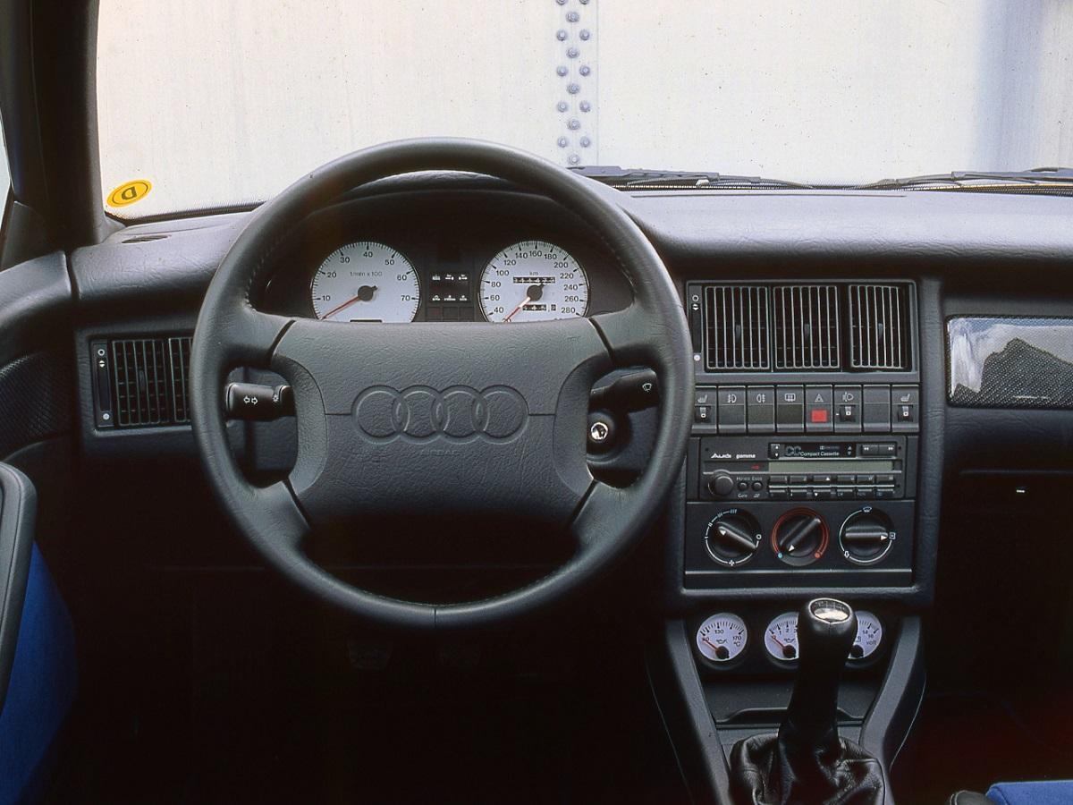 Audi S Builat on