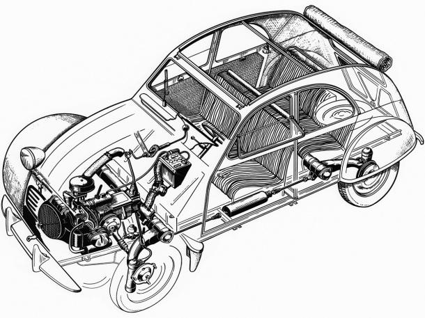 citroen-2cv-4-cutaway
